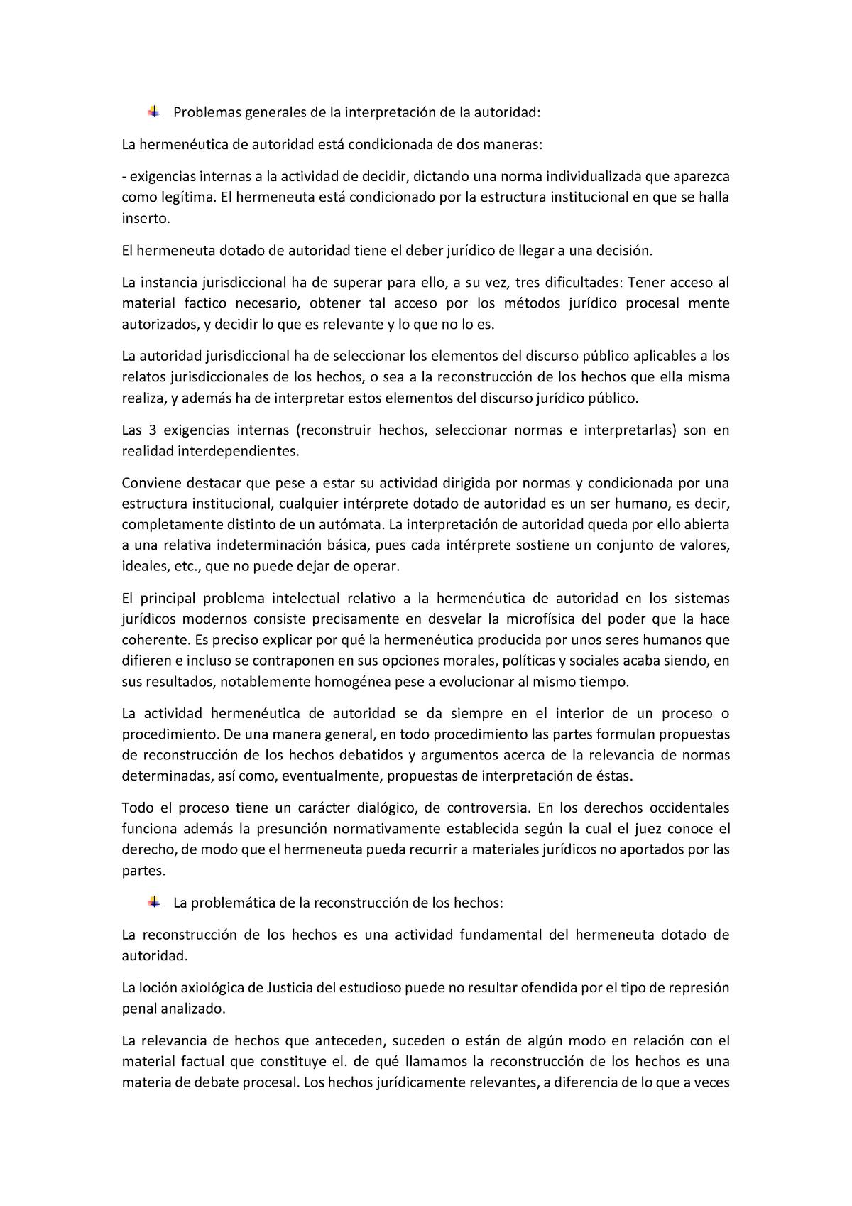 T7 Resumen Tema 7 De La Asignatura Fundamentos Del Derecho