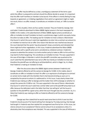 Exam 2016 law4005 elements of contract law studocu stopboris Choice Image