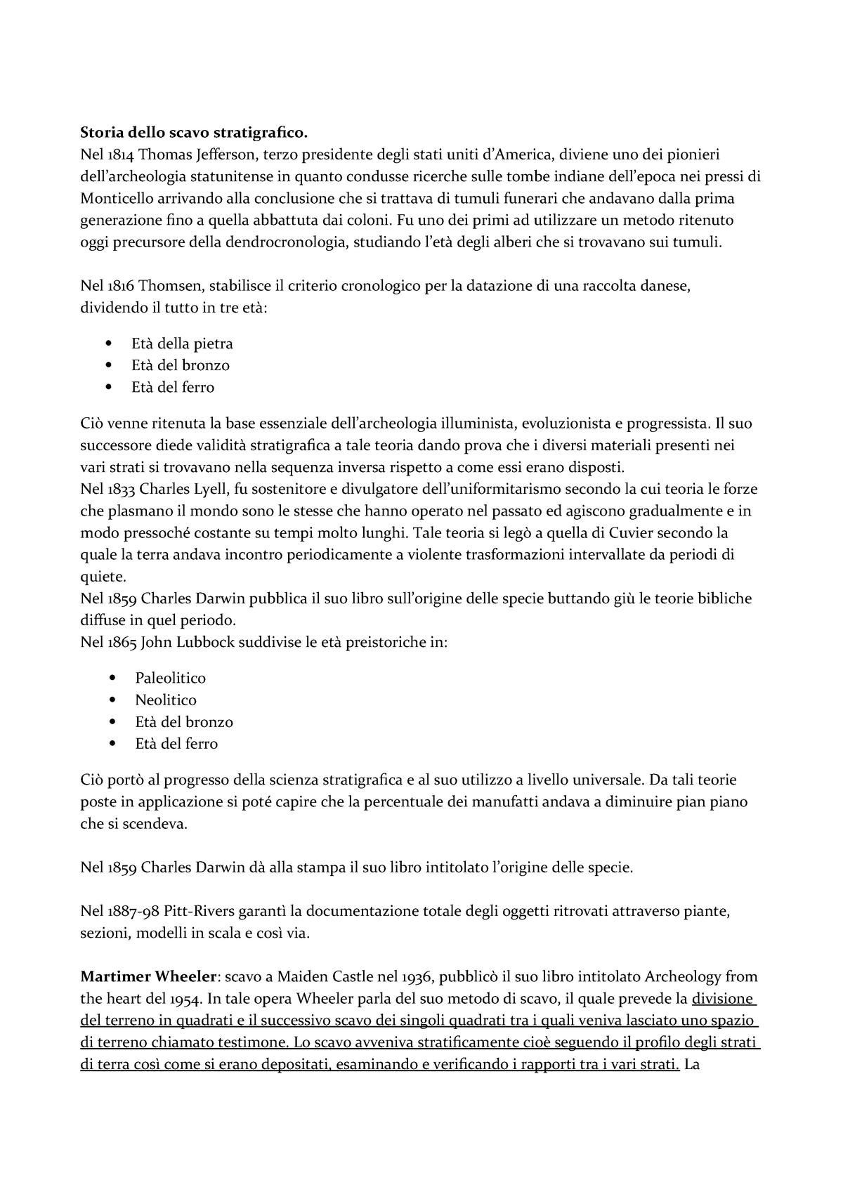 Suggerimenti sulla datazione di un uomo danese
