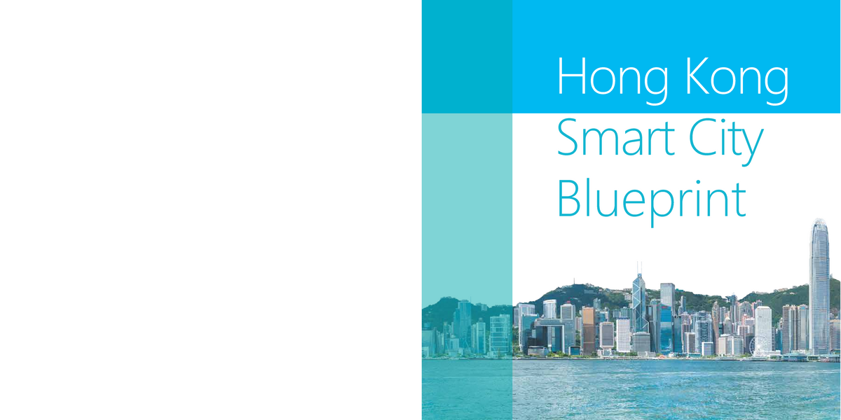 Smart City Blueprint(EN) - COMP2646: Business Applications