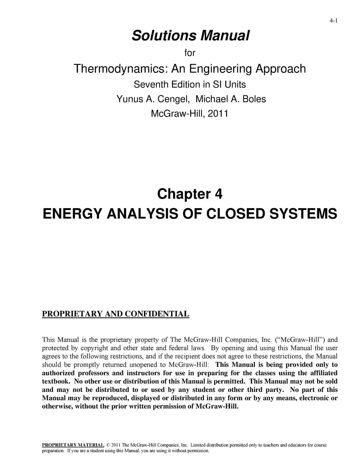 thermodynamics an engineering approach 9th edition tables