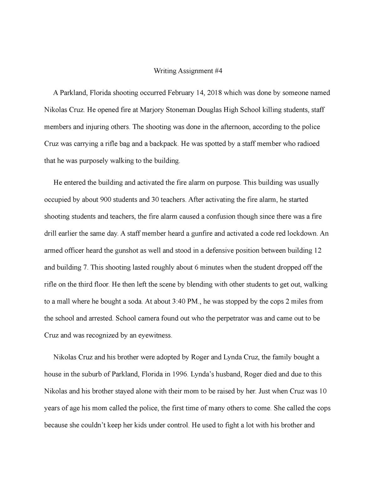 Essay on school shooting bertrand russell the value of philosophy essay