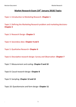 principle of marketing notes chapter 1