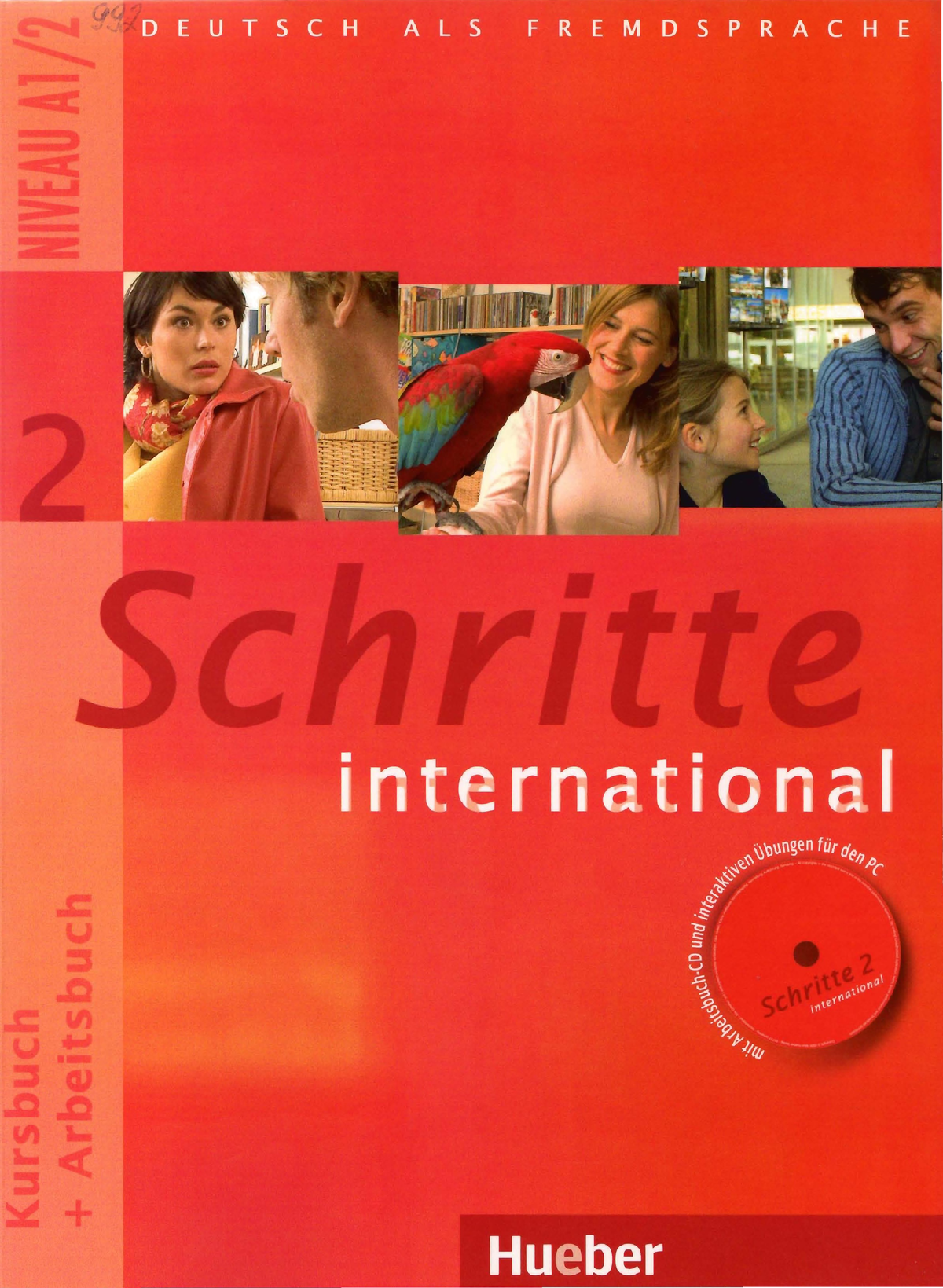 schritte international 1 ответы