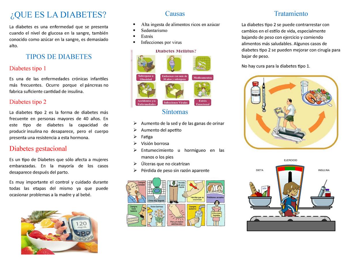 la diabetes causa fatiga