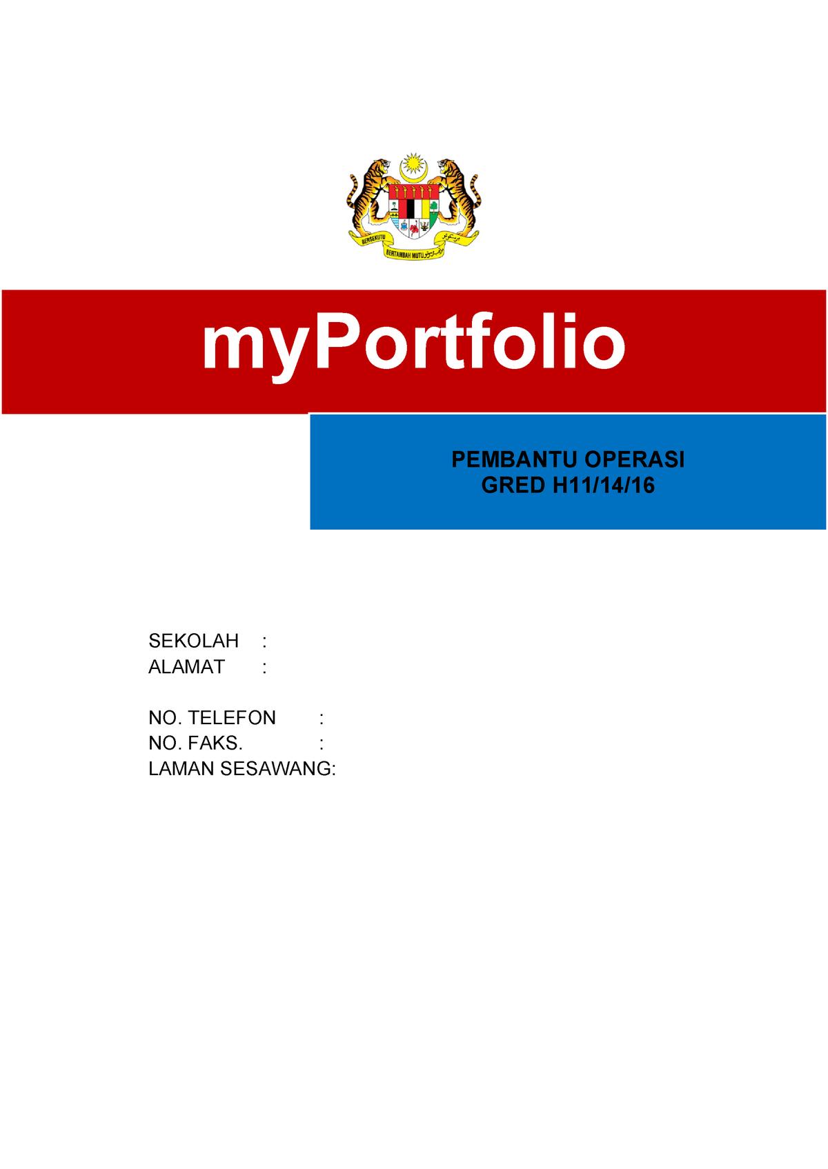 1 My Portfolio Pembantu Operasi Structure Analysis Studocu