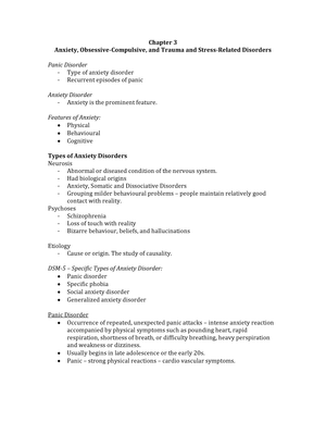 Summary Essentials Of Psychology: Concepts And Applications