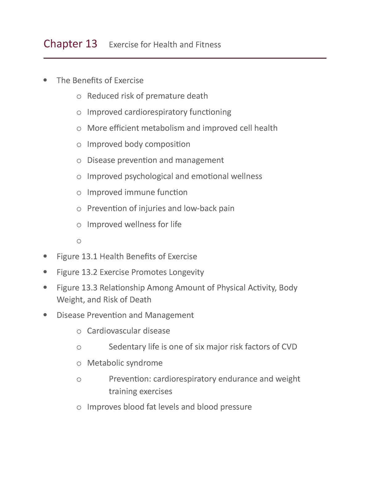 Chapter 13 Summary Connect Core Concepts In Health Studocu [ 1553 x 1200 Pixel ]