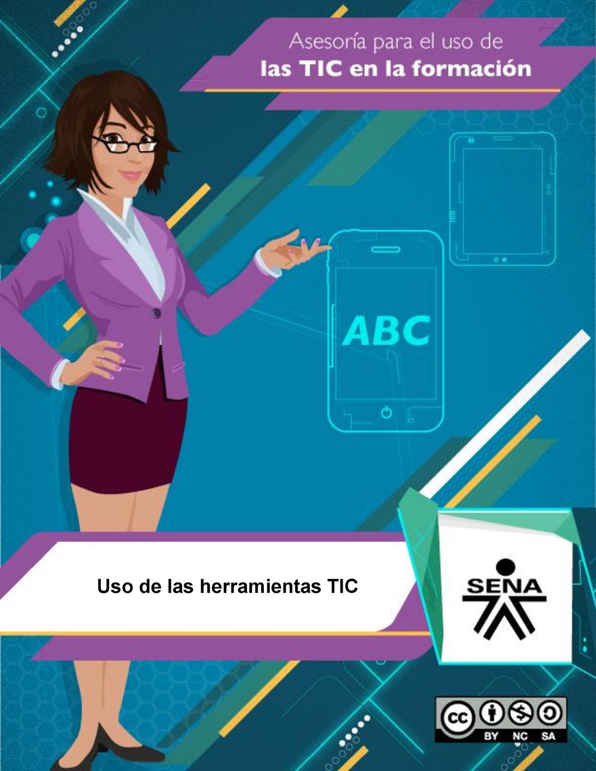 Material Uso de las herramientas TIC - StuDocu