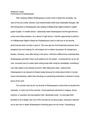 Pay to do professional reflective essay on shakespeare professional dissertation writing site ca