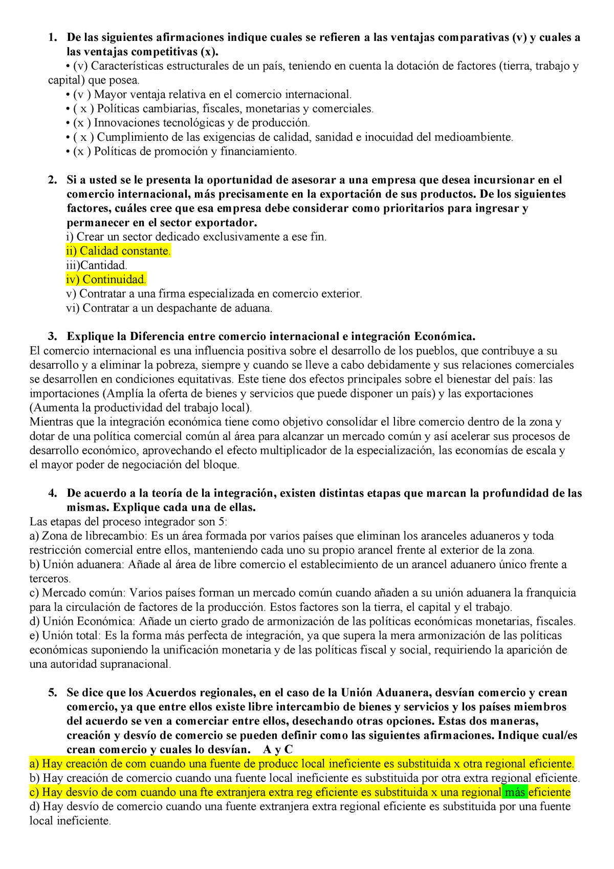 Examen 2018 Preguntas Y Respuestas Studocu