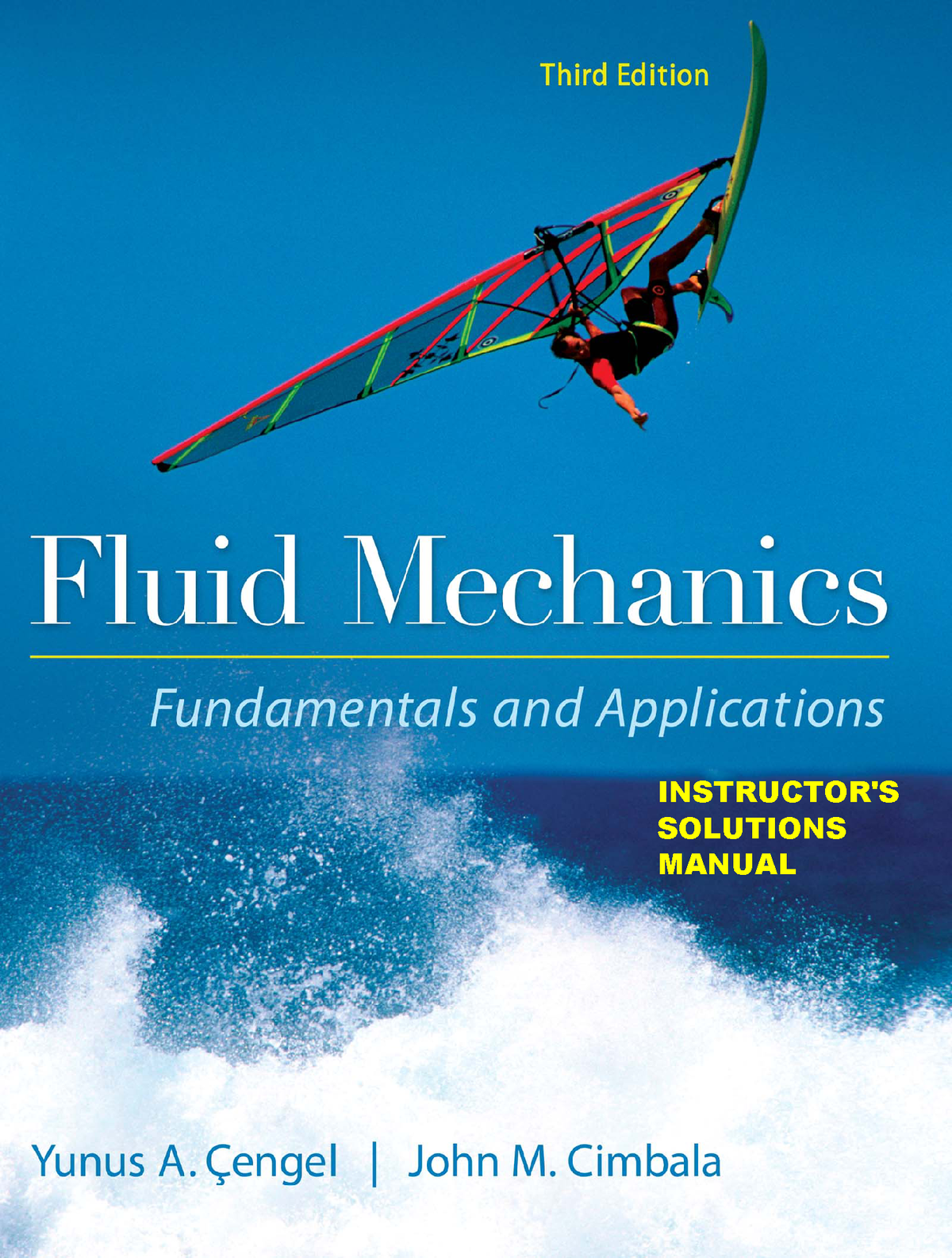 Mechanica fluids - solution manual - StuDocu