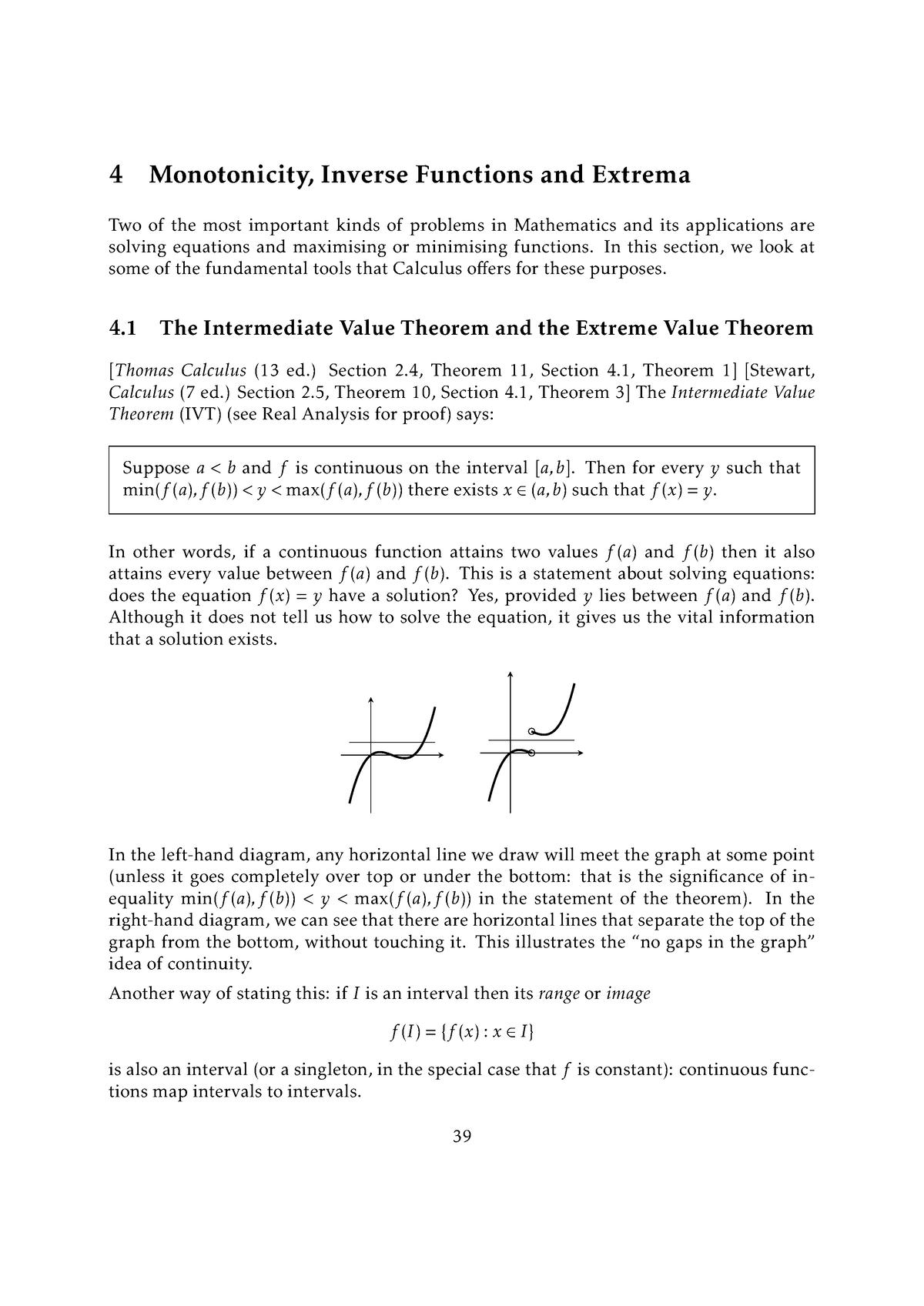 Calculus notes 04 - MAT00001C - York - StuDocu