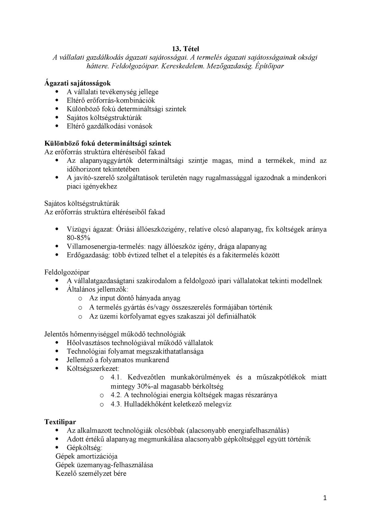 Kereskedelem könyv - 1. oldal