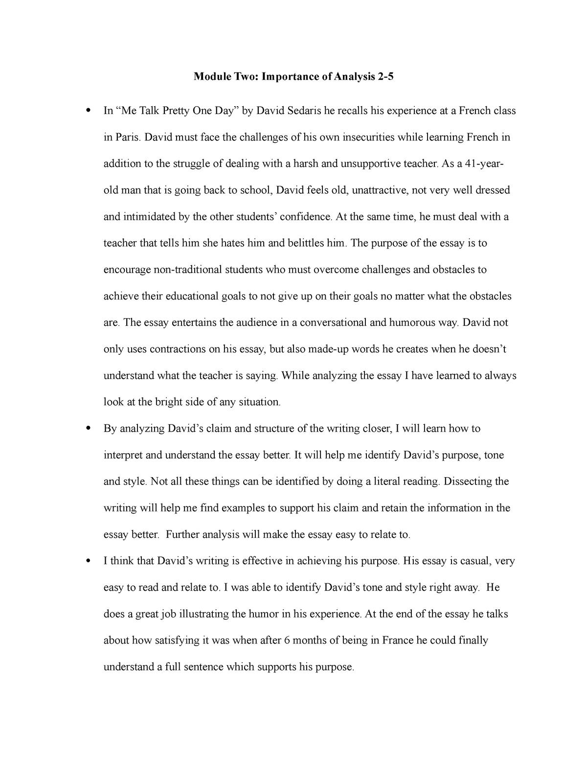 Compare contrast essay help