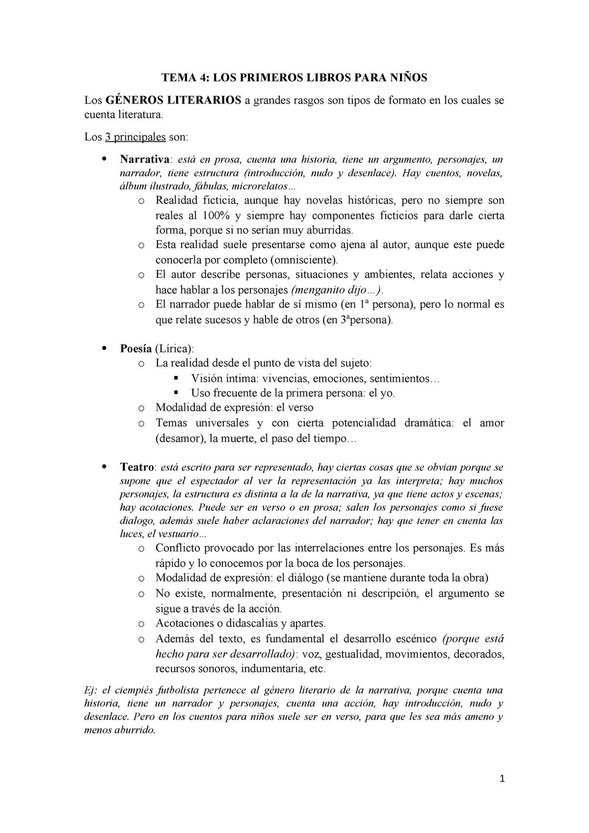 Tema 4 Apuntes 4 Uni Rioja Studocu